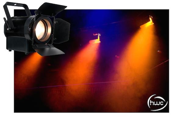 Licht Huren Amsterdam -Fresnel 500 watt - Verhuur Shop voor Verlichting