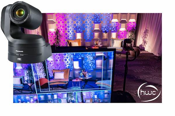 Panasonic AW-UE150 4K PTZ Camera Huren