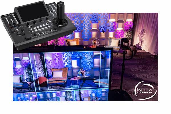Panasonic AW-RP150 Remote PTZ Camera Controller